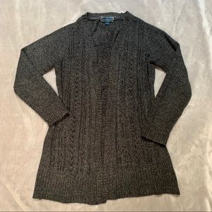 Sweater jacket/ cardigan